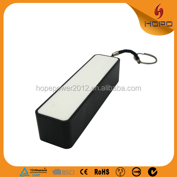 Buy direct from china factory portable usb charger 2600mah power bank charger for Samsung Galaxy S4