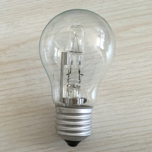 18w 28w 42w 52w 70w Clear and frosted cover halogen bulb 110v E27 base,180watt halogen lamp