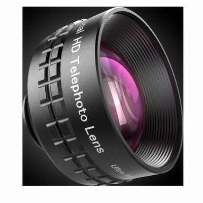 2018 New product mobile phone lens wide angle macro fisheye telephoto lens with an automatic focus for all smart phone