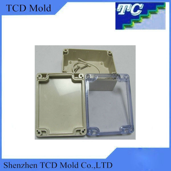 ABS Sealed Plastic Waterproof Enclosure Mould