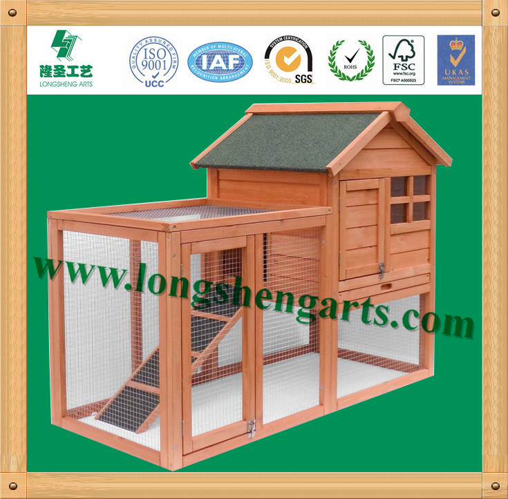 Commercial Rabbit Cage, wooden rabbit cage