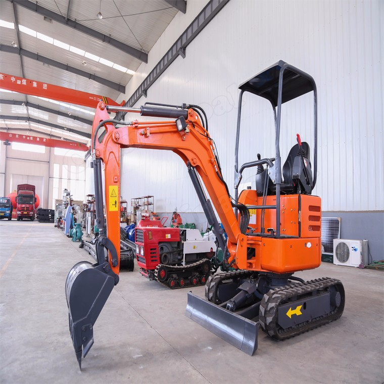 small digging machine hydraulic excavator with good price