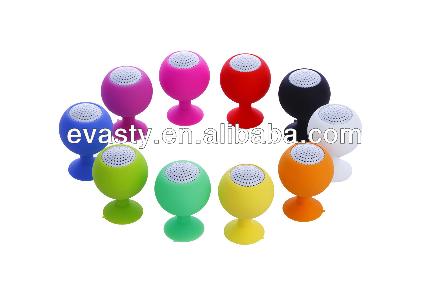 Silicone fm radio multimedia speaker manufacturer