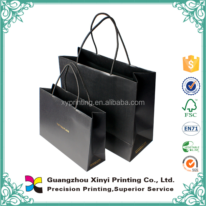 2015 Hot Selling Recyclable Cheap Fashion Custom Origami Paper Gift Bag