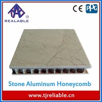 Stone/ Marble Aluminum Honey Comb Panels Curtain Wall Solid Panel