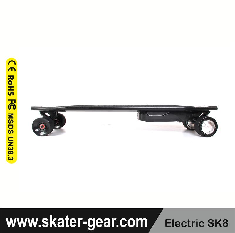 SKATERGEAR electric skateboard motor electric skateboard paypal vesc controller for electric skateboard