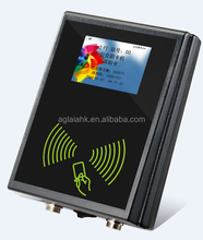 Bus Ticket Validator for Public Transit Fare Collection System , AFC Ticketing Machine
