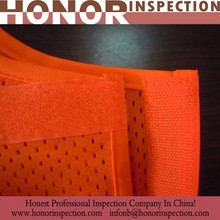 Best services silk apparel agents final random inspection