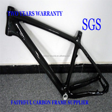 2015 Lightcarbon Dual Suspension Mountain Frameset BSA Custom Painting 26er Carbon MTB Frames