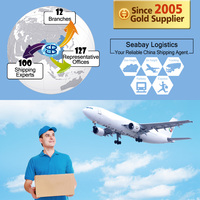 global courier/ express from china to europe