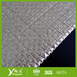 XPE Foam Laminated Woven Fabric Backing Pure Aluminum foil Thermal Insulation