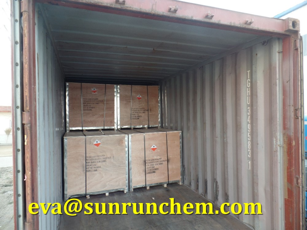Supply flotation chemicals for the mine ore Potassium Ethyl Xanthate(PEX)