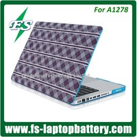 "Matte pattern hard case for MacBook Pro 13.3"" A1278"
