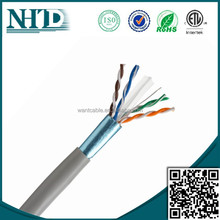 High quality ftp 24awg cat6 patch cord