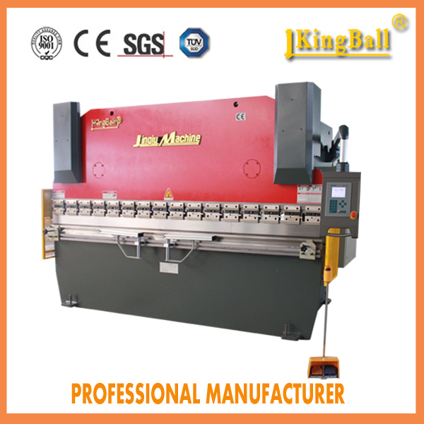 Export to Colombia,China manufacture,CE certificate,WC67Y(K) CNC Hydraulic Plate Press Brake/Bending machine