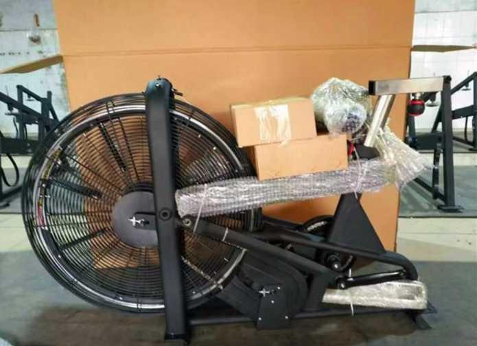 Assault Bike LAND FITNESS Air Bike Sports Equipment