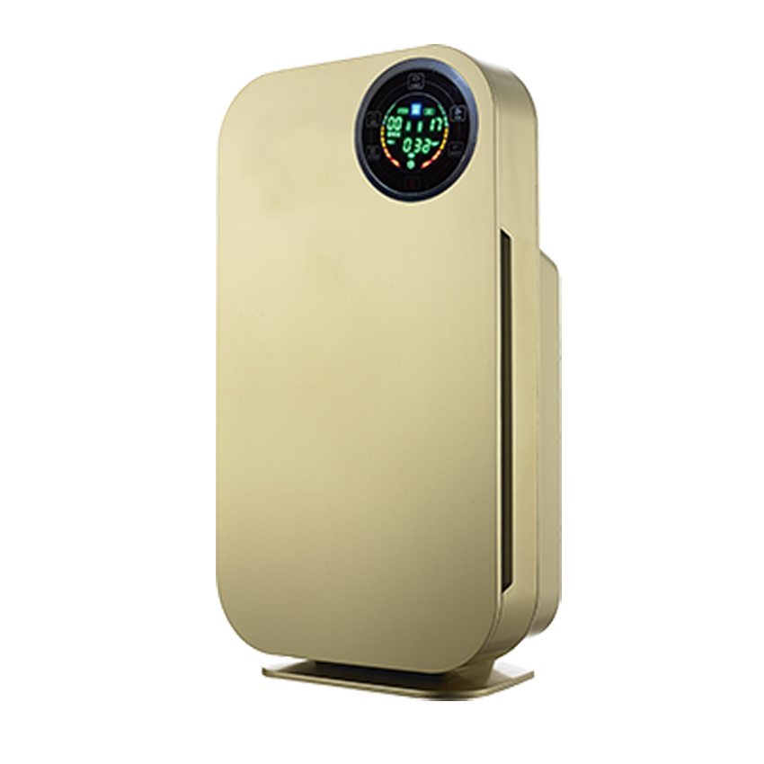 spain home air purifier air cleaner with future design dc motor
