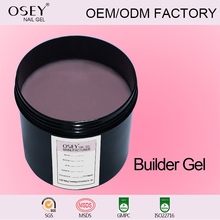 OSEY Nail wholesale nail supplies 1kg uv nail builder gel polish