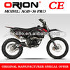 China Apollo ORION 250CC Gas dirt bike water cooled Off Road Motorcycle 250cc AGB-36 21/18