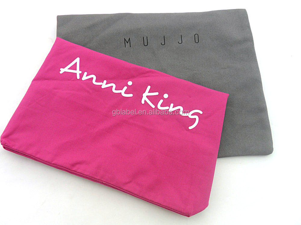 custom wholesale small zippered pouches