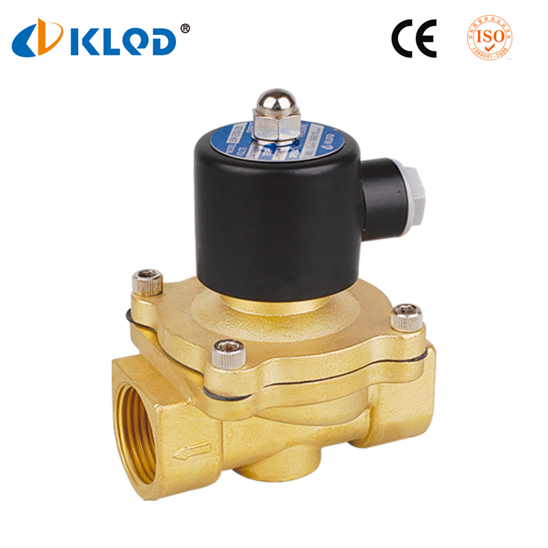 2W160-15 1/2 inch direct acting brass electric solenoid <strong>valve</strong>