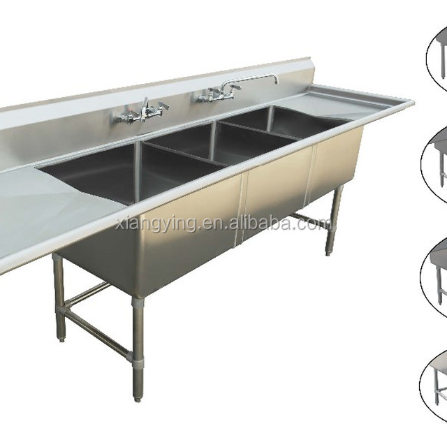 kitchen sink stainless steel hand wash basin sinks made in China