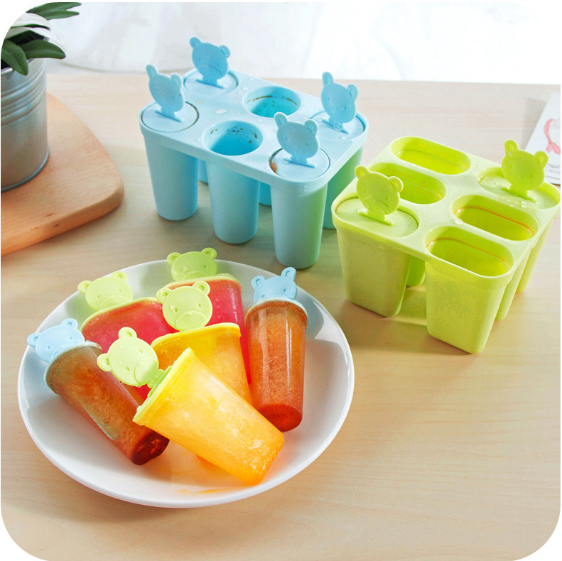 Promotional high quality personalized popsicle mold