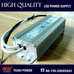 yushi constant current waterproof DC20-36V 100W 2700mA waterproof led driver ip67