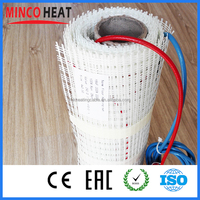 Outdoor Heating System Roof Ice Melt Electric Heat Mat