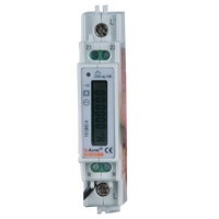 ACREL ADL10-E single phase electric power meter power factor meter with 10(60)A 240V input