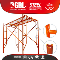 Different Types of metal scaffolding for sale