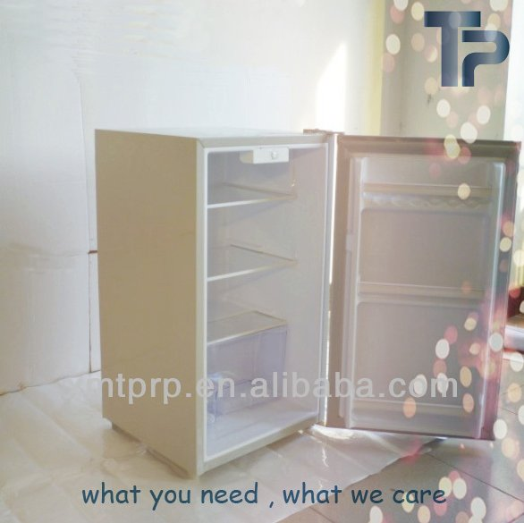 Hot selling vertical AC DC solar refrigerator for car