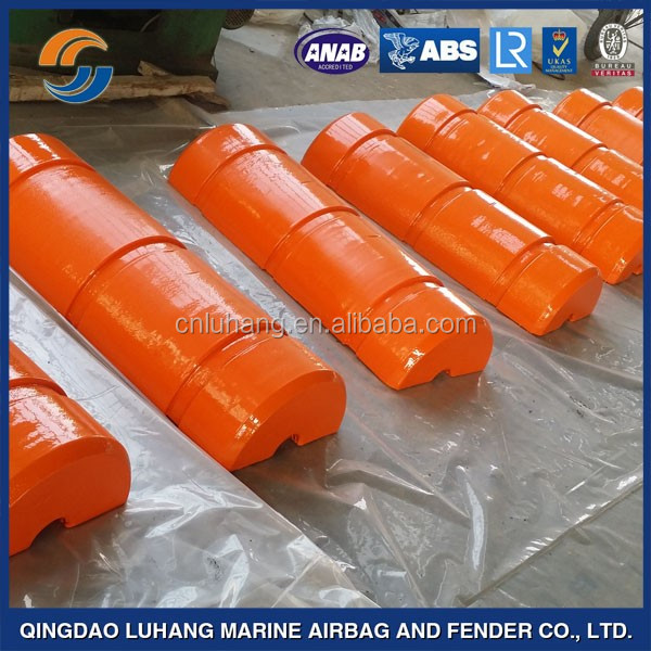 Floating EVA foam filled fenders boat fenders catamarans foam fenders