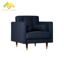 Decor <strong>furniture</strong> new modern single couch sofa