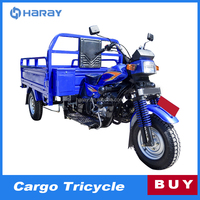250cc Motorized Cargo Tricycle
