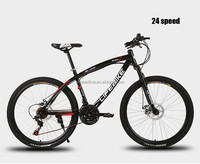 CE SGS BV adult bike 3 spokes integrated wheels 24 speed with best server