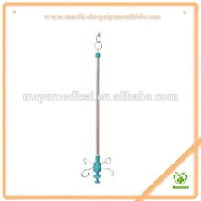 MY-R115 Hospital Stainless steel infusion stand/ drip stand