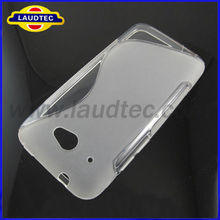 S Line TPU Case For HTC Zara Desire 601 Soft Case
