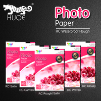 260gsm A4 20 sheets premium RC glossy waterproof inkjet photo paper