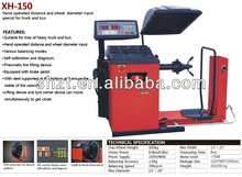 XH-150 wheel balancing machine,wheel balancer