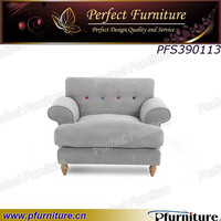 Full cover sofa set furniture used in family