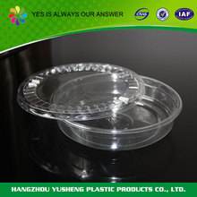 Custom shape plastic micro container