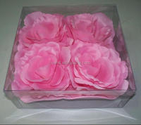 160pcs/lot wholesale Battery operated submersible led floralyte lights with foam rose flower
