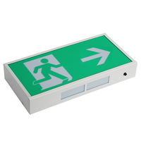 Indoor Hanging LED Emergency Exit Sign Fixture