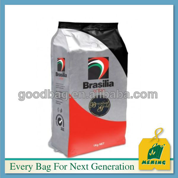 china made coffee bag factory vietnam coffee beans,plastic sugar bag,MJ-SCP129