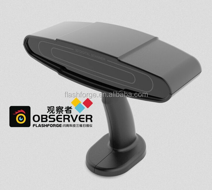 Flashforge invisible light handheld 3D scanner