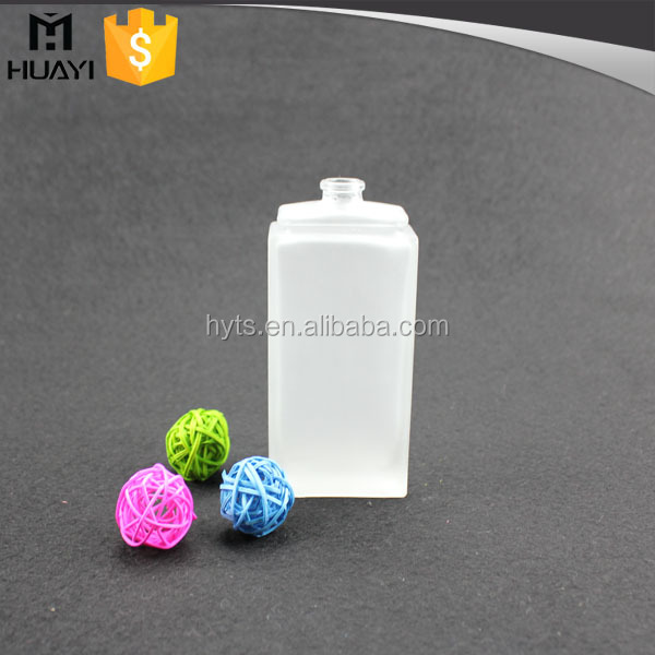 wholesale frosted 100ml perfume bottle on stock
