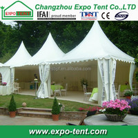 2015 cheap pagoda party tent for sale