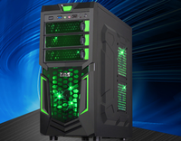 2016 new style OEM factory gaming case,mid tower atx pc case
