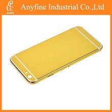Original quality housing for iphone 6 plus gold ,new arrival